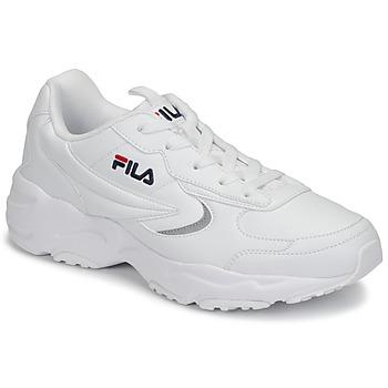 Zapatos Hombre Zapatillas bajas Fila MASTERMIND Blanco
