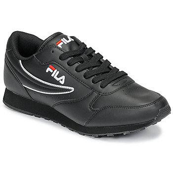 Zapatos Hombre Zapatillas bajas Fila ORBIT LOW Negro