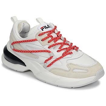 Zapatos Mujer Zapatillas bajas Fila SPETTRO X L WMN Blanco