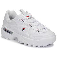 Zapatos Mujer Zapatillas bajas Fila D-FORMATION WMN Blanco