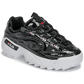 Zapatos Mujer Zapatillas bajas Fila D-FORMATION F WMN Negro