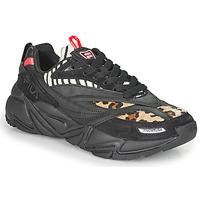 Zapatos Mujer Zapatillas bajas Fila RUSH F WMN Negro
