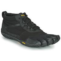 Zapatos Hombre Running / trail Vibram Fivefingers TREK ASCENT INSULATED Negro / Negro