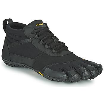 Zapatos Mujer Running / trail Vibram Fivefingers TREK ASCENT INSULATED Negro / Negro