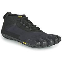 Zapatos Mujer Senderismo Vibram Fivefingers V-TREK Negro / Negro