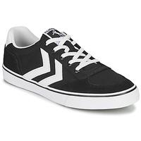 Zapatos Zapatillas bajas Hummel STADIL LOW OGC 3.0 Negro / Blanco