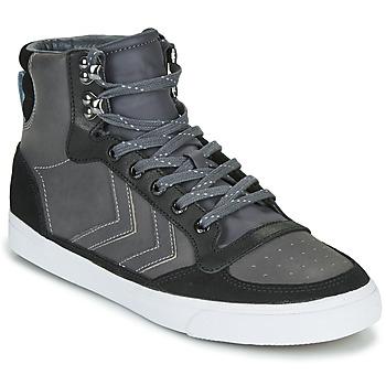 Zapatos Zapatillas altas Hummel STADIL WINTER Negro / Gris