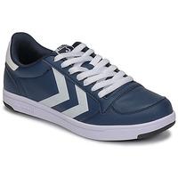 Zapatos Hombre Zapatillas bajas Hummel STADIL LIGHT Azul