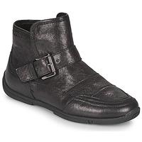 Zapatos Mujer Botas de caña baja Geox AGLAIA Negro