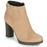 Zapatos Mujer Botines Geox ANYLLA HIGH Beige