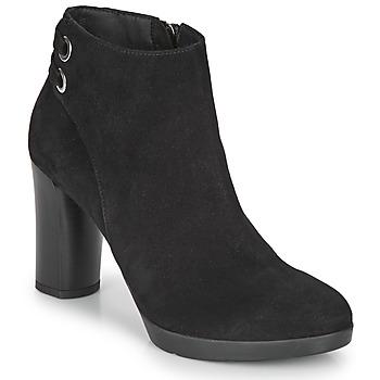 Zapatos Mujer Botines Geox ANYLLA HIGH Negro