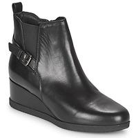 Zapatos Mujer Botines Geox ANYLLA WEDGE Negro