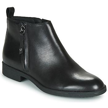 Zapatos Mujer Botines Geox JAYLON Negro