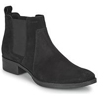 Zapatos Mujer Botines Geox LACEYIN Negro