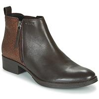 Zapatos Mujer Botines Geox LACEYIN Marrón