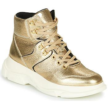 Zapatos Mujer Botines Geox MACAONE Dorado