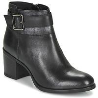 Zapatos Mujer Botines Geox NEW ASHEEL Negro