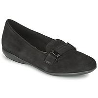 Zapatos Mujer Bailarinas-manoletinas Geox ANNYTAH Negro