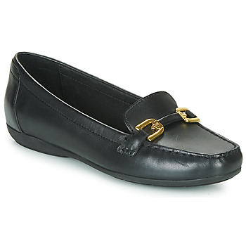 Zapatos Mujer Mocasín Geox ANNYTAH MOC Negro