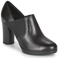 Zapatos Mujer Low boots Geox ANYLLA HIGH Negro