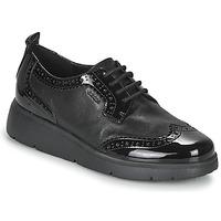 Zapatos Mujer Derbie Geox ARLARA Negro