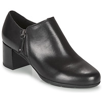 Zapatos Mujer Low boots Geox NEW ANNYA MID Negro