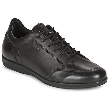 Zapatos Hombre Derbie Geox ADRIEN Negro