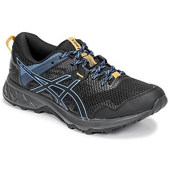Zapatos Hombre Running / trail Asics GEL-SONOMA 5 Negro / Azul