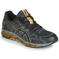 Zapatos Hombre Zapatillas bajas Asics GEL-QUANTUM 360 6 Negro / Dorado