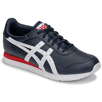 Zapatos Hombre Zapatillas bajas Asics TIGER RUNNER Azul / Blanco / Rojo
