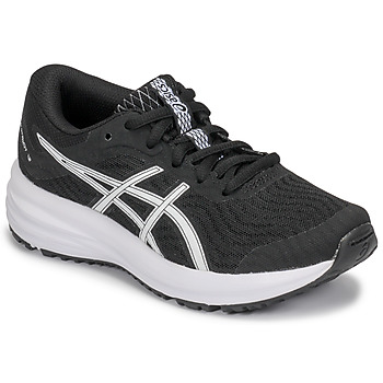 Zapatos Niños Running / trail Asics PATRIOT 12 GS Negro / Blanco
