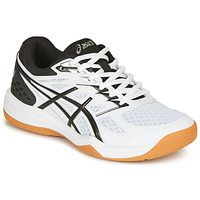 Zapatos Niños Sport Indoor Asics UPCOURT GS Blanco / Negro