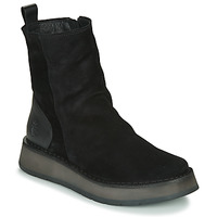 Zapatos Mujer Botas de caña baja Fly London RENO Negro