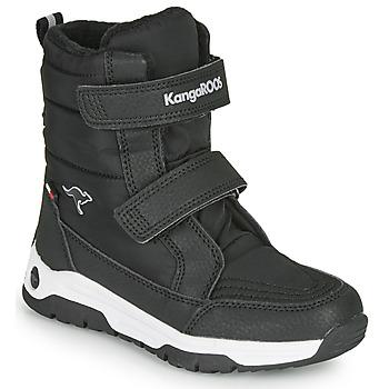 Zapatos Niños Botas de agua Kangaroos K-MAJOR V RTX Negro