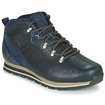 Zapatos Hombre Botas de caña baja Timberland SPLITROCK 3 Azul