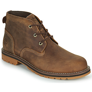 Zapatos Hombre Botas de caña baja Timberland LARCHMONT II WP CHUKKA Marrón