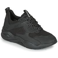 Zapatos Mujer Zapatillas bajas Timberland DELPHIVILLETEXTILESNEAKER Negro