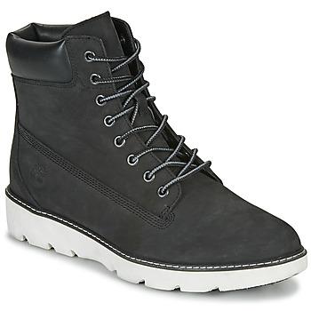 Zapatos Mujer Botas de caña baja Timberland KEELEY FIELD 6IN Negro