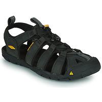 Zapatos Hombre Sandalias de deporte Keen CLEARWATER Gris / Negro
