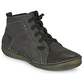 Zapatos Mujer Zapatillas altas Josef Seibel FERGEY 86 Gris