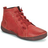 Zapatos Mujer Zapatillas altas Josef Seibel FERGEY 86 Rojo
