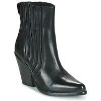 Zapatos Mujer Botines Moma CROSBY Negro