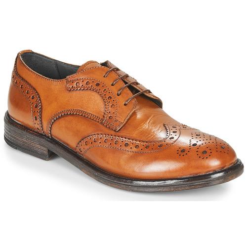 Zapatos Hombre Botas de caña baja Moma HANCOK Marrón