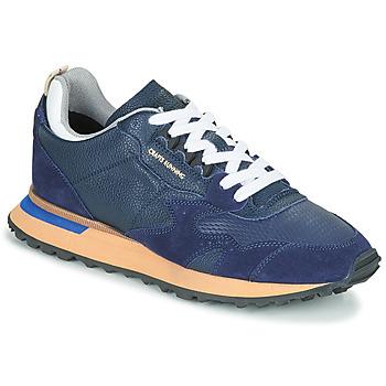 Zapatos Hombre Zapatillas bajas Moma CRAFT Azul