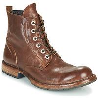 Zapatos Hombre Botas de caña baja Moma MALE Marrón