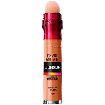 Belleza Mujer Antiarrugas & correctores Maybelline New York Instante Anti Age El Borrador 11-tan  6,8 ml