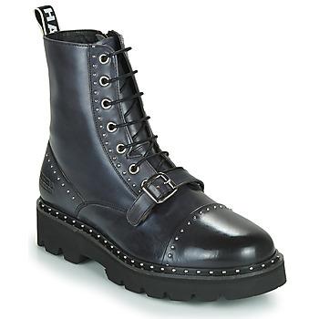 Zapatos Mujer Botas de caña baja Melvin & Hamilton WINSLET Negro