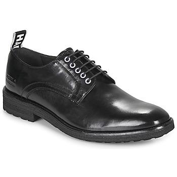 Zapatos Hombre Derbie Melvin & Hamilton EDDY Negro