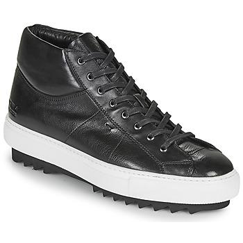 Zapatos Hombre Zapatillas bajas Melvin & Hamilton MICK Negro