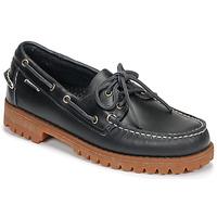 Zapatos Hombre Zapatos náuticos Sebago RANGERWAXY Azul